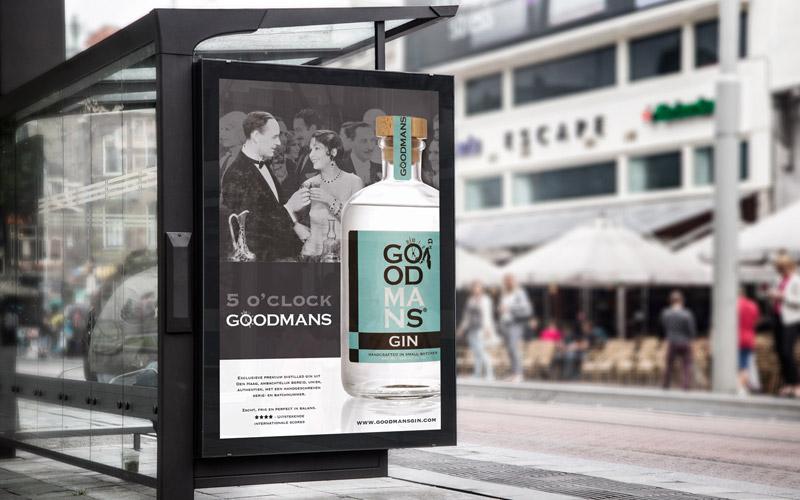 Studio van der Velde - Portfolio onderdeel Goodmans